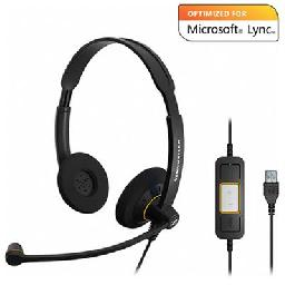 Features include noise-canceling microphone and large comfortable ear pads