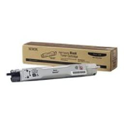 Xerox High-Capacity - High Capacity - black - original - toner cartridge - for Phaser 6300DN  6300DP  6300N