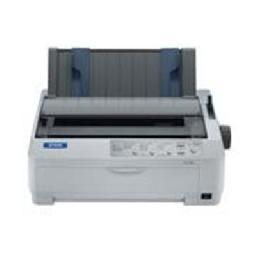 Epson LQ 590 - Printer - monochrome - dot-matrix - Roll (8.5 in)  JIS B4 - 15 cpi - 24 pin - up to 529 char/sec - parallel  USB