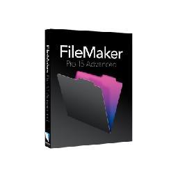 FileMaker Pro Advanced - (v