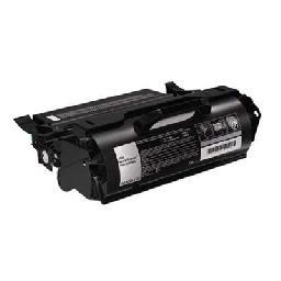 Dell - Black - original - toner cartridge Use and Return - for Laser Printer 5230dn  5230n  5350dn