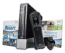 The buzz about the Nintendo RVLSKAAA Wii Black Gaming Console revolves around its specs