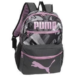 CLOSEOUTS . Whether sheand#39;s off to school or extracurricular activities, sheand#39;ll love the roomy convenience of Pumaand#39;s Evercat Meridian 2.0 backpack for carrying her books, laptop, snacks and an extra layer to fend off a wet or chilly day. Available Colors: PINK, GREEN, BLUE/PINK, PINK COMBO, BLACK/WHITE/GREY, PINK/WHITE.