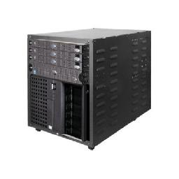 RackSolutions - Rack - black - 12U - 19""