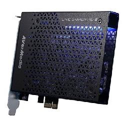 The second installment of Live Gamer HD has arrived! Packed with more power and style  Live Gamer HD 2 (LGHD2) is a plug-and-play PCIe-capturing beast that records and streams