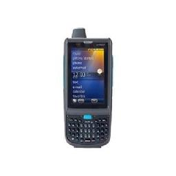 """Unitech PA692 - Data collection terminal - Win Embedded Handheld 6.5 - 512 MB - 3.8"""" color TFT (800 x 480) - rear camera - barcode reader - (laser) - microSD slot - Wi-Fi  Blu"""